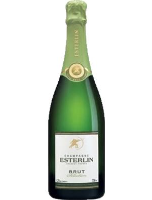 Champagne Brut Esterlin Wijnkooperij