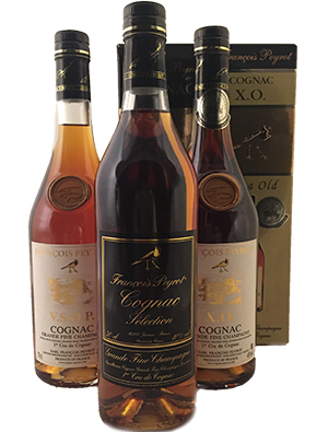 Francois Peyrot Cognac Selection