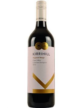 Wijnkooperij Kirrihill Cabernet Sauvignon Australie