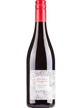 Rive Droit Rive Gauche Rouge Rhone Wijnkooperij Klosters