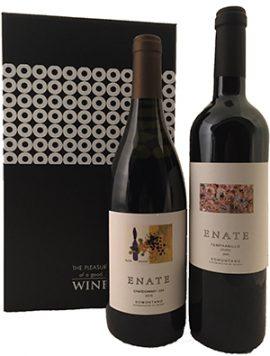Enate gift rood en wit Wijnkooperij