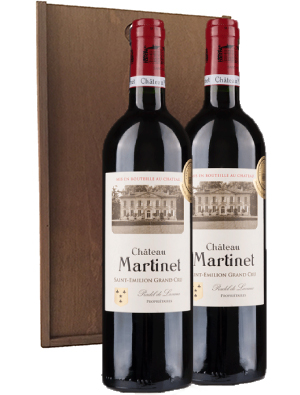Martinet–grand-cru–Bordeaux-geschenk
