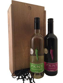 PKNT geschenk wit en rood Wijnkooperij