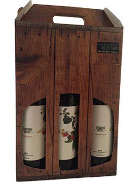 Trio Rioja Sendero geschenk Wijnkooperij