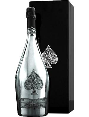 armand de brignac silver blanc de blanc Wijnkooperij Klosters Gorssel