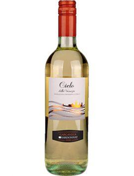 Cielo Chardonnay Garganega Veneto Italie Berici - Witte wijn Wijnkooperij Klosters